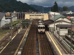 君の名は。聖地岐阜の駅を紹介